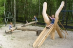 Vaikų žaidimo aikštelė